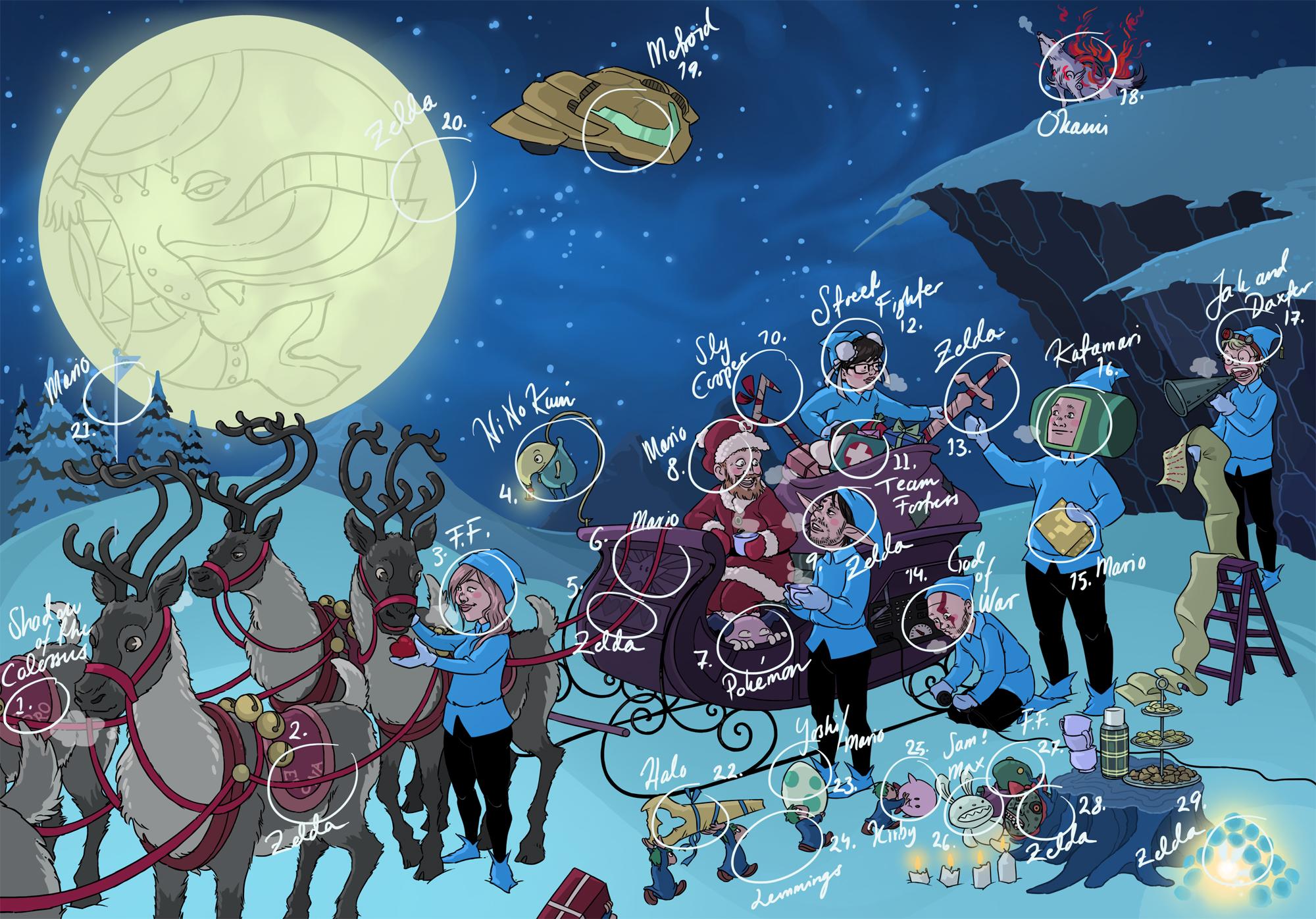 Julkalender 2013liten