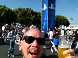 Öl innan Sony.
