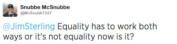 Lektion i jämlikhet