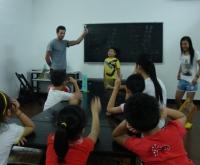 Brödernas skola i Guilin. Foto: Wdrpgwd på Shenmue Dojo