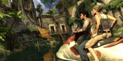 Låt oss köra lite vattenscooter! Det kommer bli ett av spelets sämsta delar!