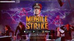 Mobile Strike, med Arnie.
