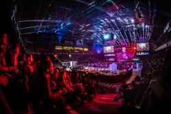 Dreamhack är världens största datorspelsfestival. Foto: Adela Sznajder/Dreamhack