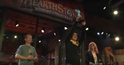 Ostkaka tog hem världsmästartiteln i Hearthstone.
