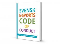 Svensk e-sports code of conduct.