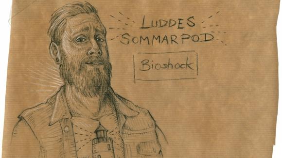 Ludde - Banner